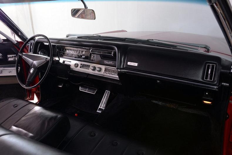 1967 Cadillac deVille Image 68