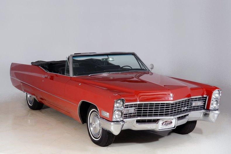 1967 Cadillac deVille Image 79
