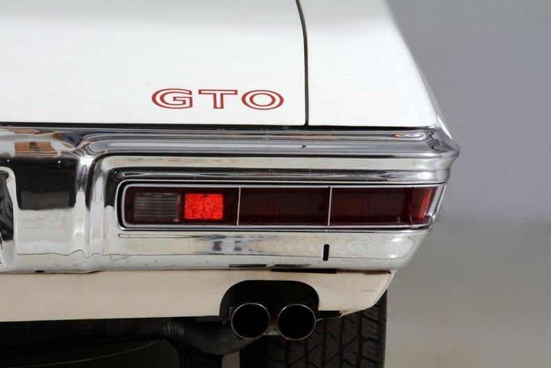 1971 Pontiac GTO Image 5