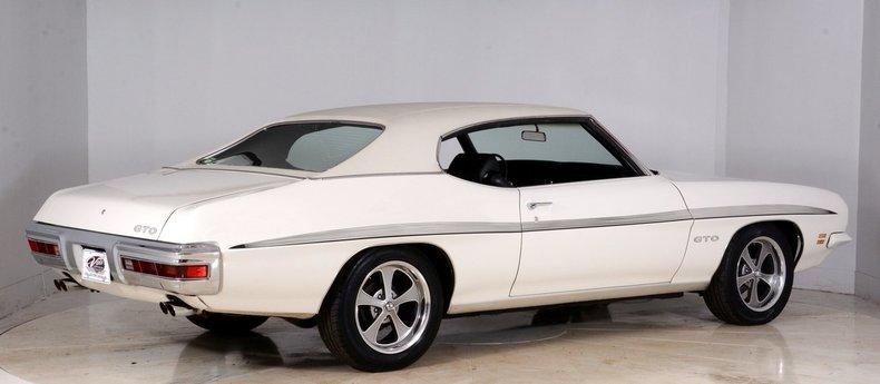 1971 Pontiac GTO Image 3