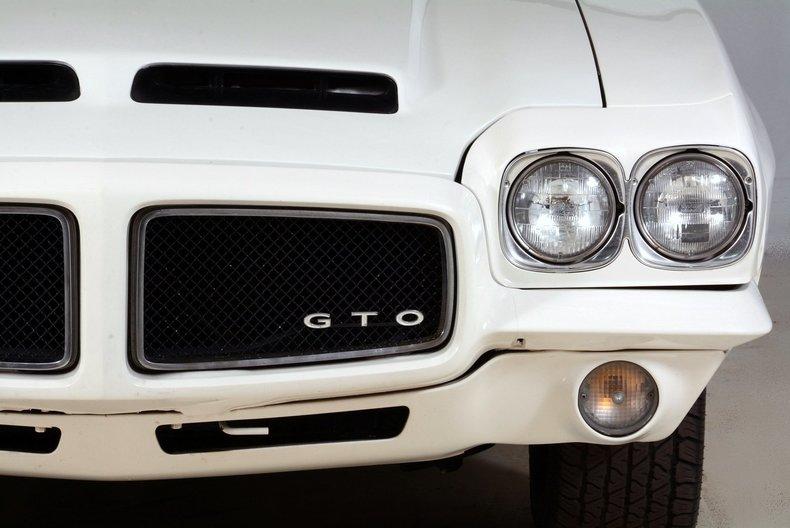 1971 Pontiac GTO Image 7