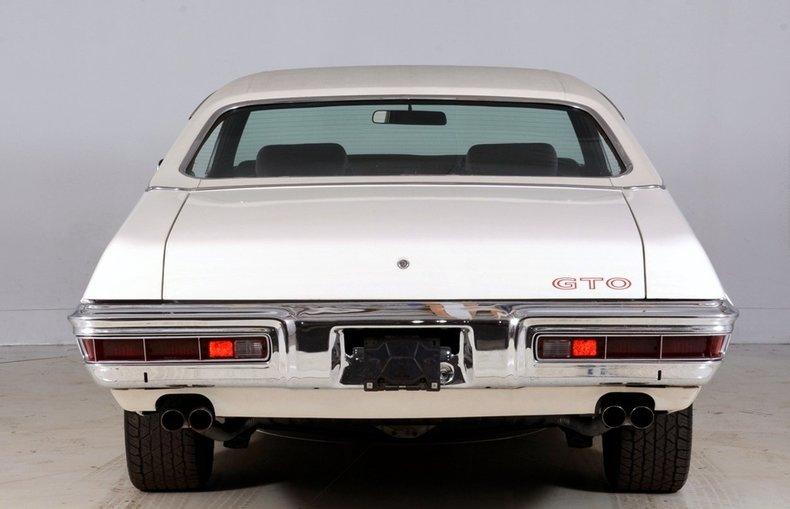 1971 Pontiac GTO Image 25