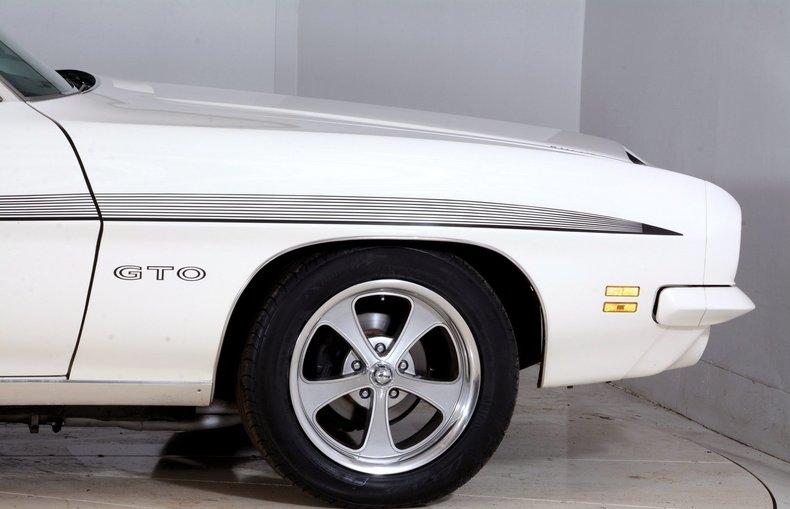 1971 Pontiac GTO Image 27