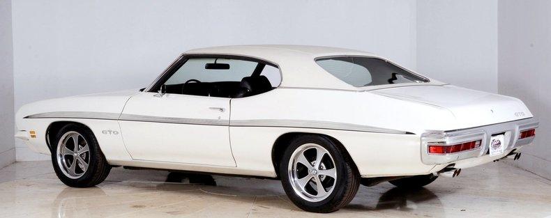 1971 Pontiac GTO Image 33