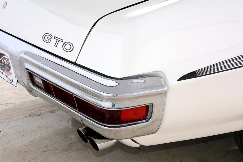 1971 Pontiac GTO Image 43