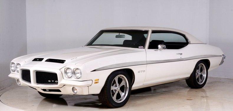 1971 Pontiac GTO Image 49