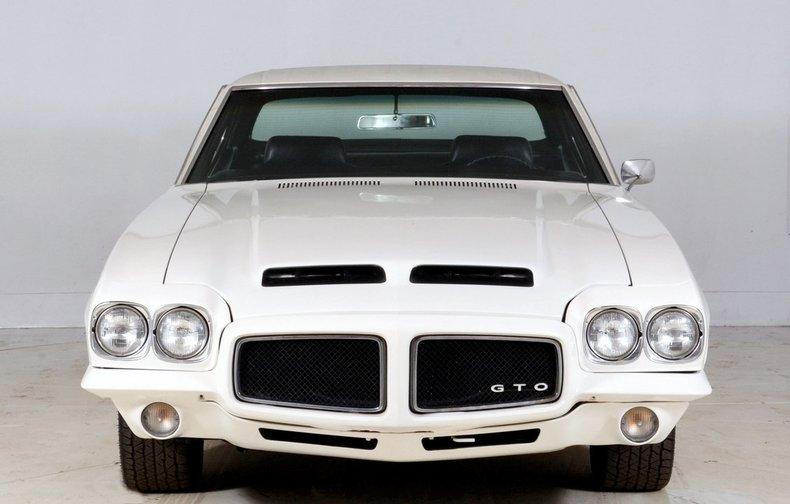 1971 Pontiac GTO Image 57