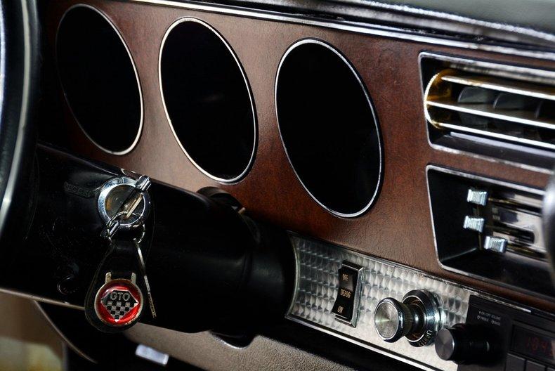 1971 Pontiac GTO Image 68
