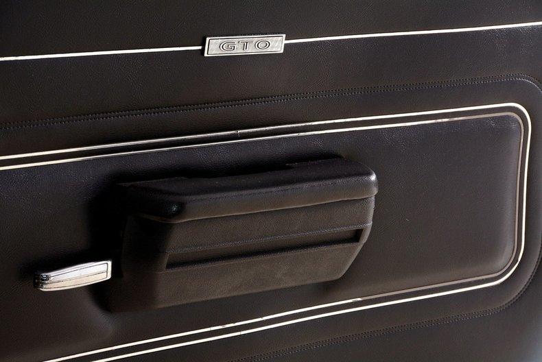 1971 Pontiac GTO Image 63