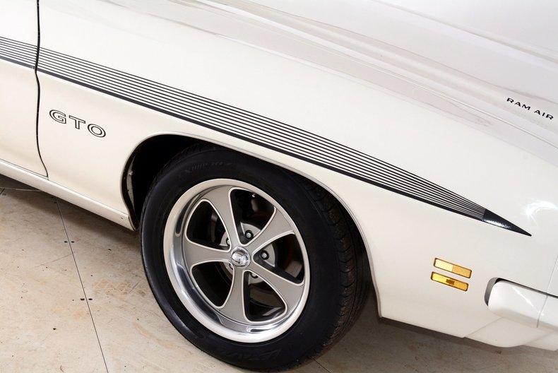 1971 Pontiac GTO Image 78