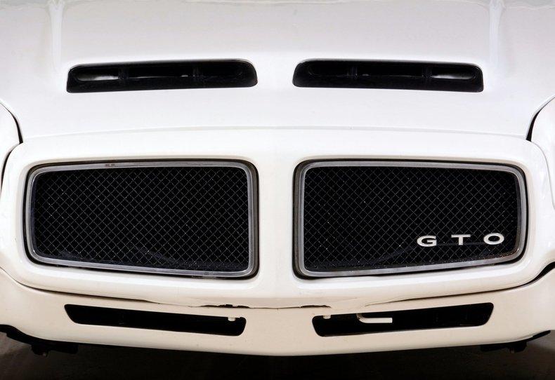 1971 Pontiac GTO Image 80