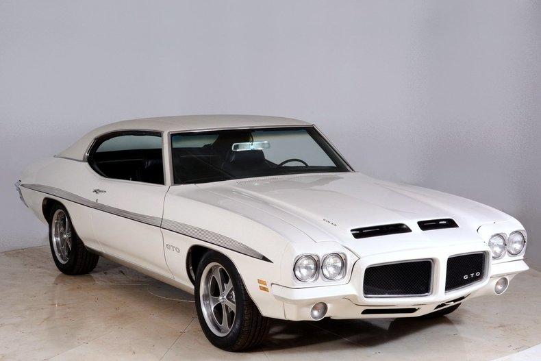1971 Pontiac GTO Image 86