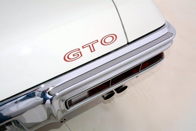 1971 Pontiac GTO Image 87