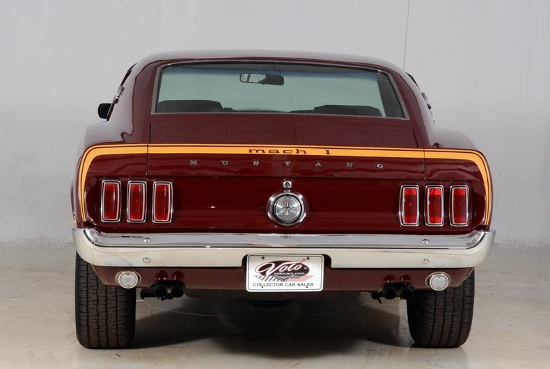 1969 Ford Mustang Image 24