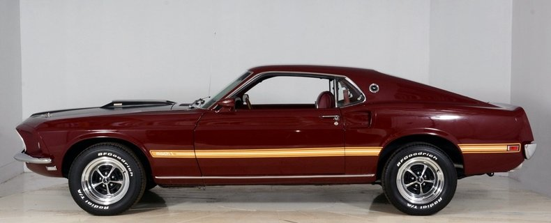 1969 Ford Mustang Image 40