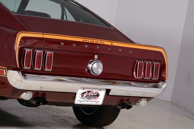 1969 Ford Mustang Image 55