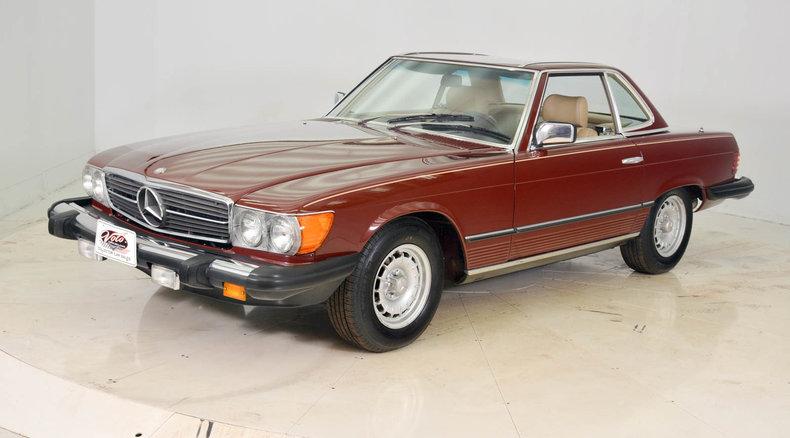 1982 Mercedes-Benz 380SL Image 28