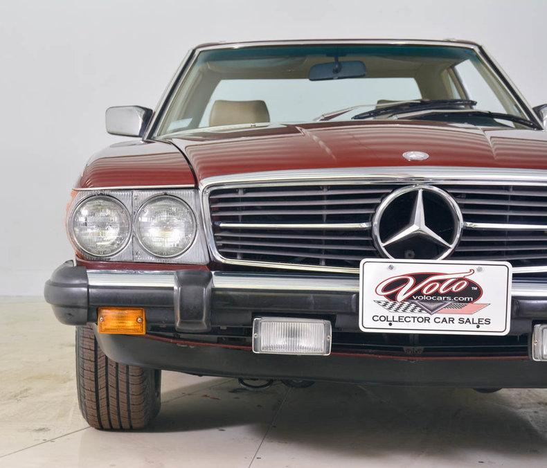 1982 Mercedes-Benz 380SL Image 19