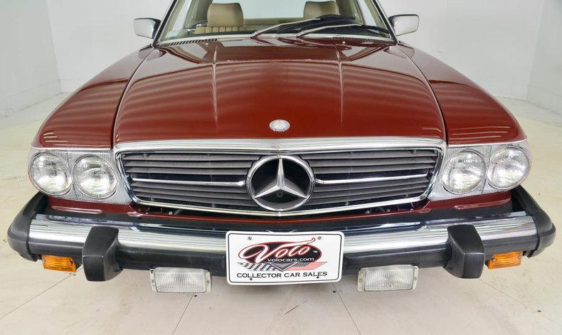 1982 Mercedes-Benz 380SL Image 38