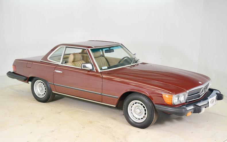 1982 Mercedes-Benz 380SL Image 43