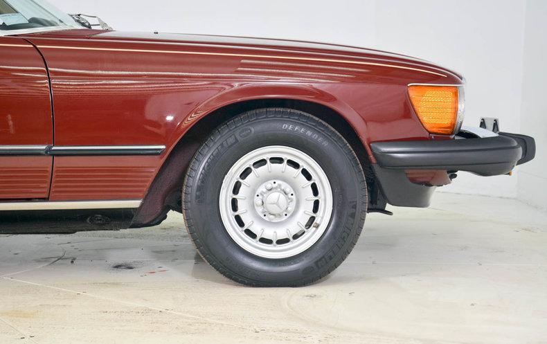 1982 Mercedes-Benz 380SL Image 22