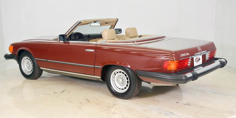 1982 Mercedes-Benz 380SL Image 50
