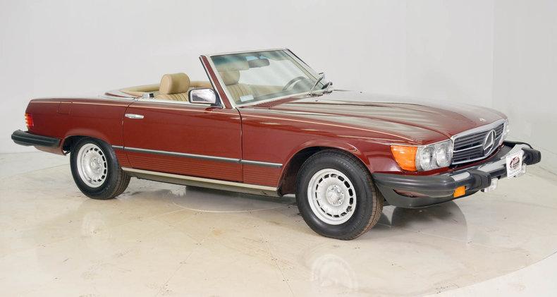 1982 Mercedes-Benz 380SL Image 32