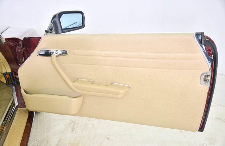 1982 Mercedes-Benz 380SL Image 63