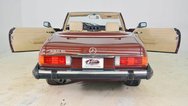 1982 Mercedes-Benz 380SL Image 62