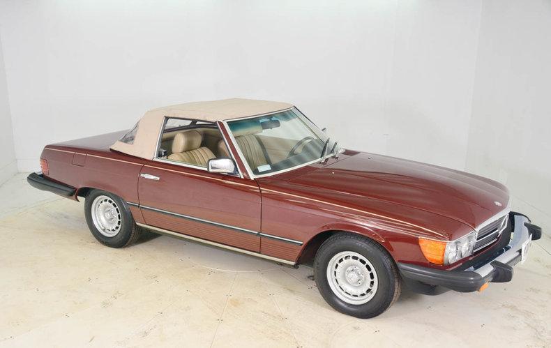 1982 Mercedes-Benz 380SL Image 68