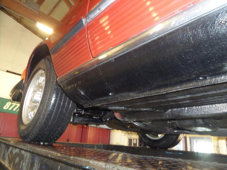 1982 Mercedes-Benz 380SL Image 97