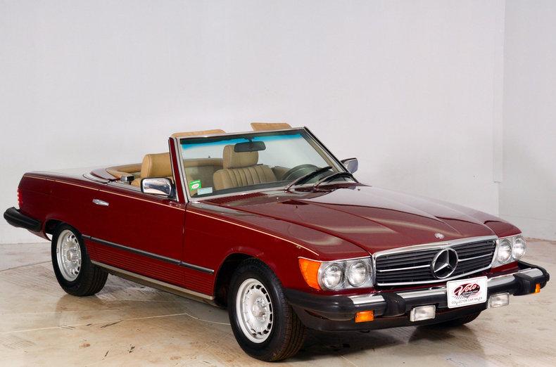 1982 Mercedes-Benz 380SL Image 71