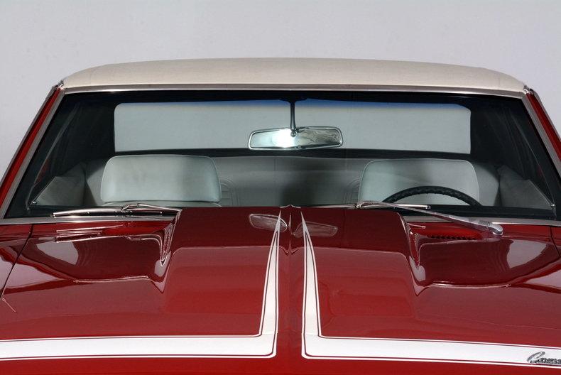 1969 Chevrolet Camaro Image 11