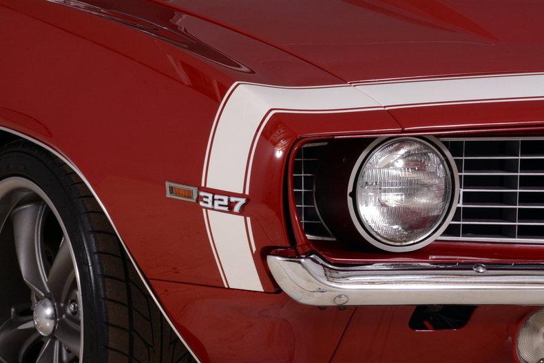1969 Chevrolet Camaro Image 56