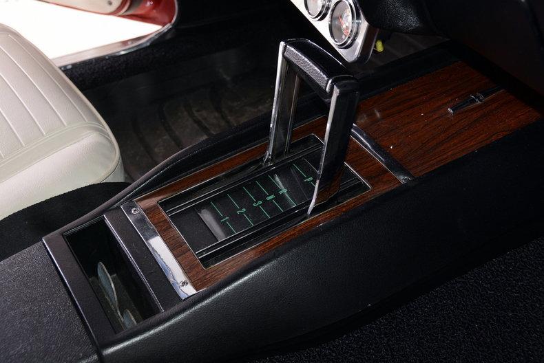 1969 Chevrolet Camaro Image 60