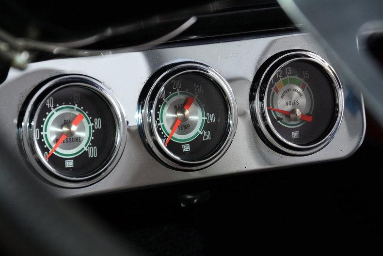 1969 Chevrolet Camaro Image 69