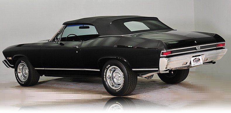 1968 Chevrolet Chevelle Image 19