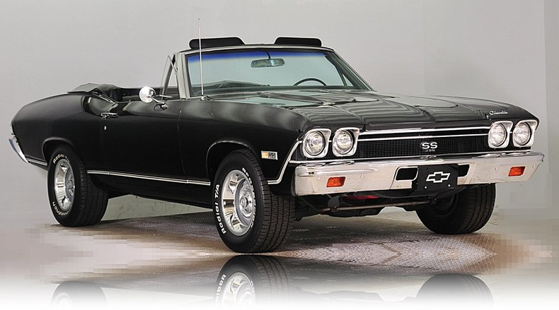1968 Chevrolet Chevelle Image 21