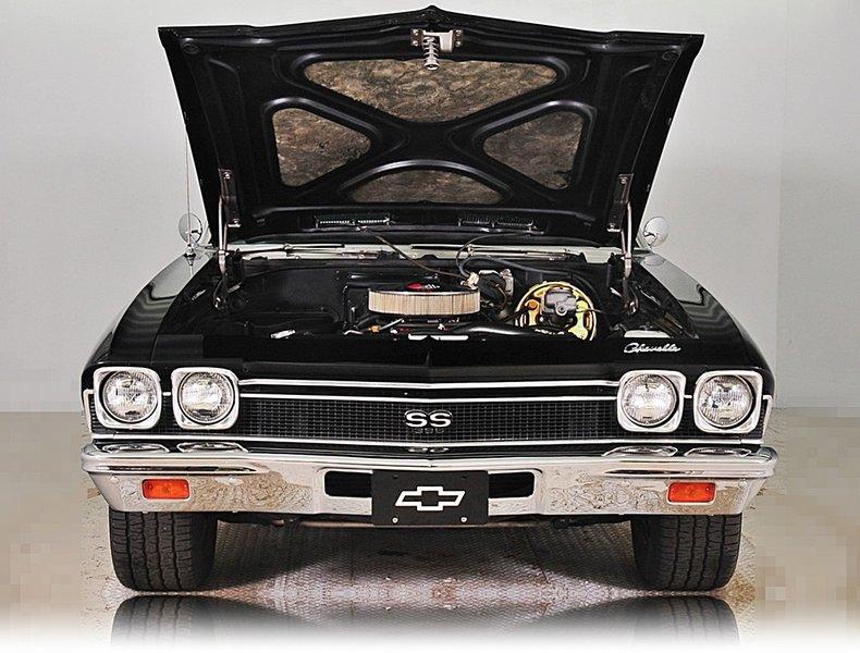 1968 Chevrolet Chevelle Image 29
