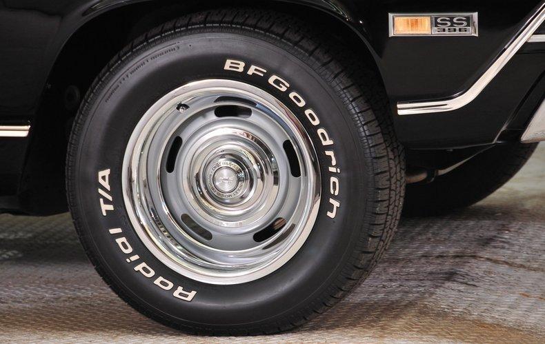1968 Chevrolet Chevelle Image 30