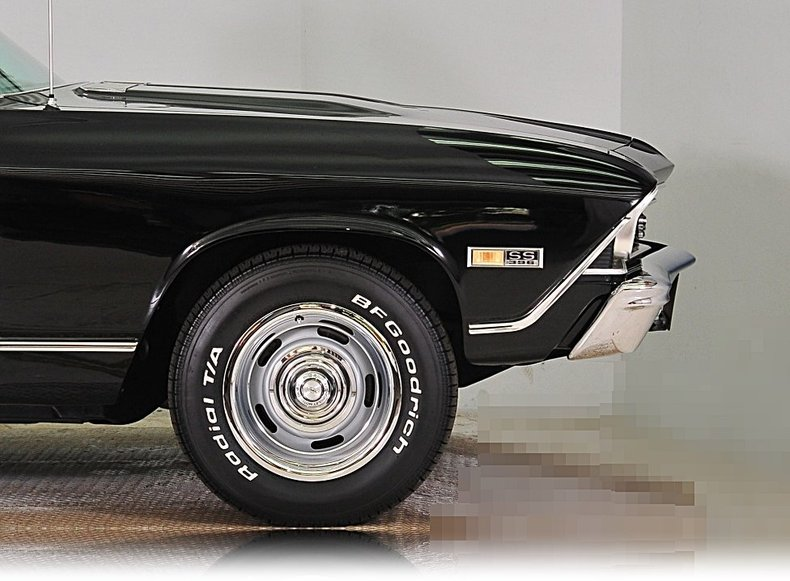 1968 Chevrolet Chevelle Image 47