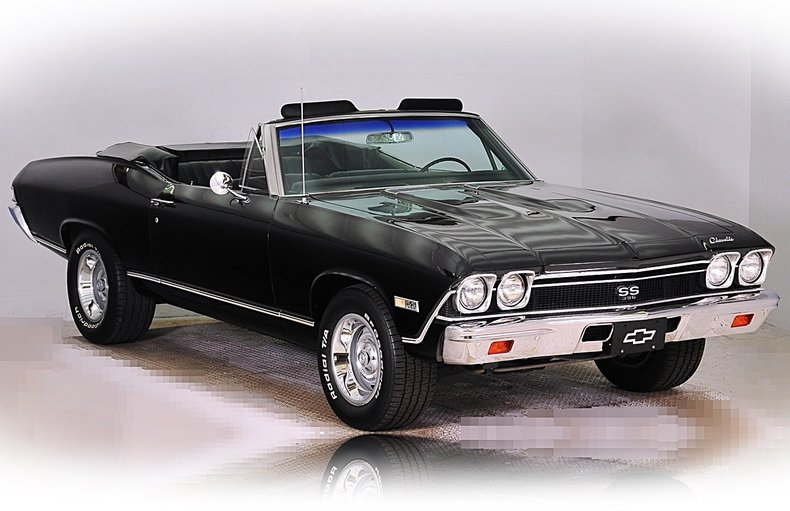 1968 Chevrolet Chevelle Image 54