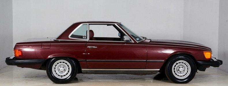 1985 Mercedes-Benz 380SL Image 16