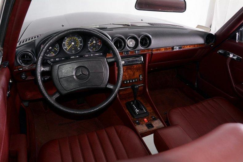 1985 Mercedes-Benz 380SL Image 22