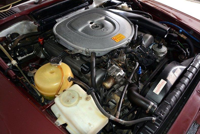 1985 Mercedes-Benz 380SL Image 23