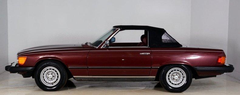 1985 Mercedes-Benz 380SL Image 40