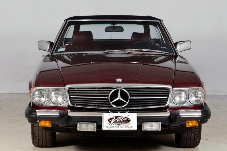 1985 Mercedes-Benz 380SL Image 56