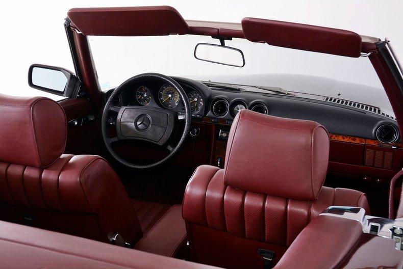 1985 Mercedes-Benz 380SL Image 60