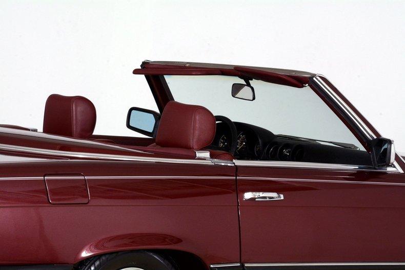 1985 Mercedes-Benz 380SL Image 62