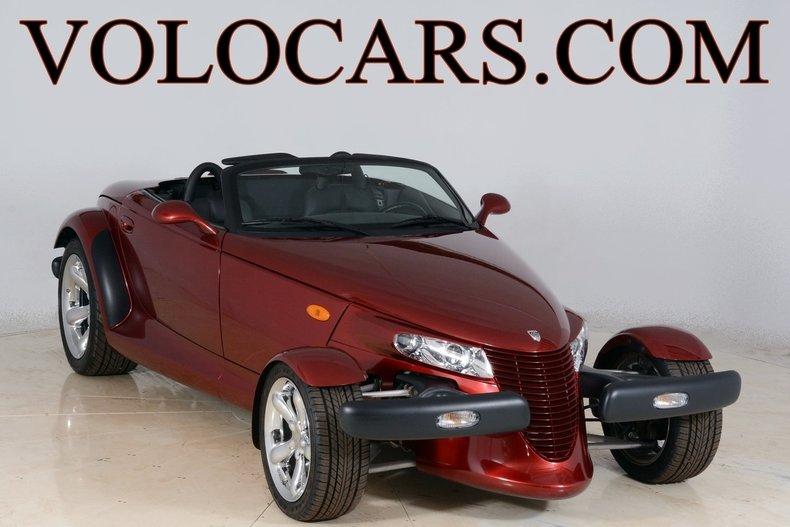 2002 Chrysler Prowler Image 1